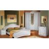 Белая спальня Орхидея Мебель-Неман ®
