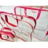 Где купить сумку прозрачную пвх для роддома в моём городе?