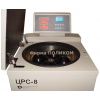 Лабораторная рефрижераторная центрифуга  ЦРС-8 с крестовиной 4Х750