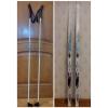 Лыжи беговые fischer+ лыжные палки+ чехол