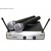 микорфон SHURE UT42/SM58 радиосистема. 2 микрофона. магазин.
