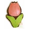 Съедобные цветы - корпоративные подарки к 8 марта