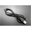 USB кабель для зарядки планшетов 2. 5мм.