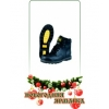 Ботинки Хаммер с МП черные и бежевые