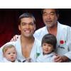 семейный домашний тренер по каратэ